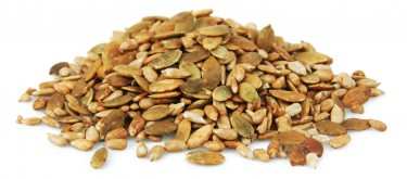 seedsational - roasted sunflower seeds and roasted pumpkin seeds
