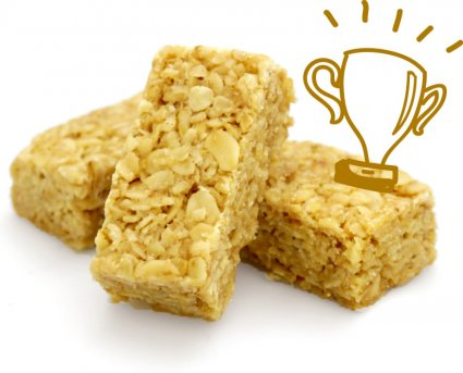 image of golden flapjack