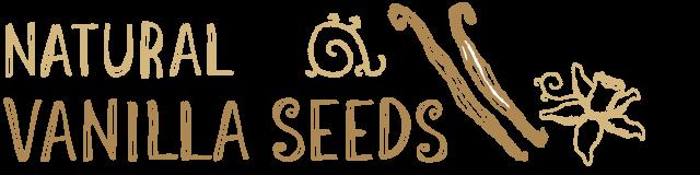 natural vanilla seeds