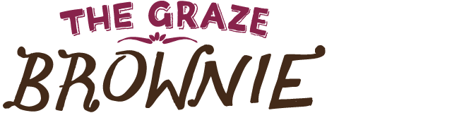 the graze brownie