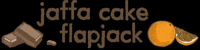 jaffa cake flapjack