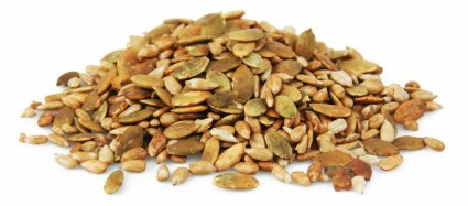 image of soy roasted seeds