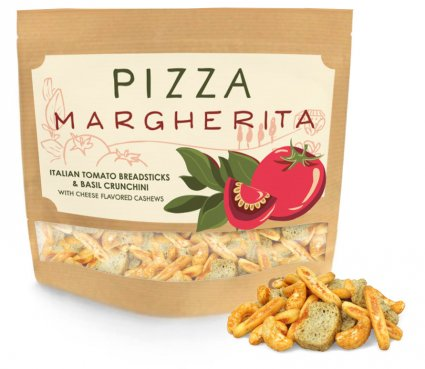 image of pizza margherita