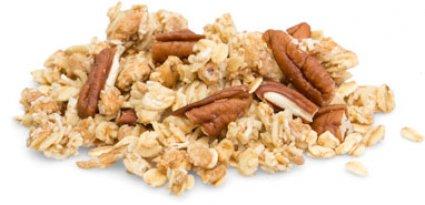 image of maple pecan granola topper