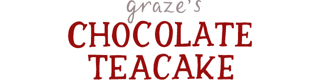 graze's chocolate teacake