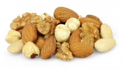 image of natural protein nuts