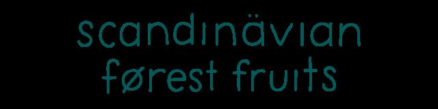 Scandinavian forest fruits