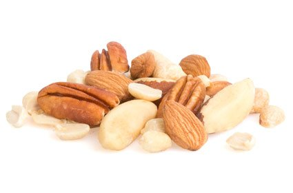 image of antioxidant vit E nuts