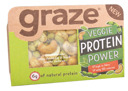 image of veggie protein power