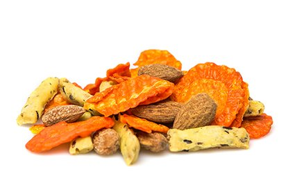 image of sweet & smoky carrot crunch