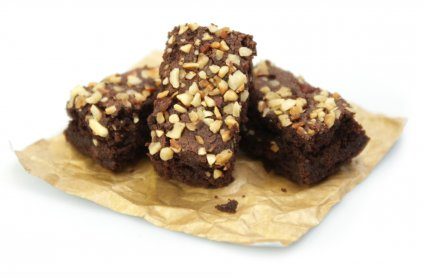 image of the graze brownie