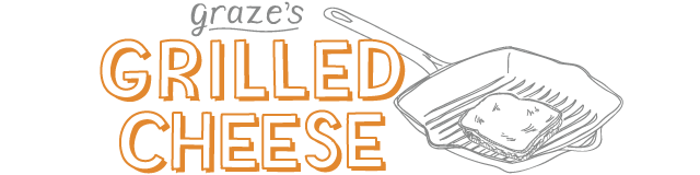 graze's grilled cheese
