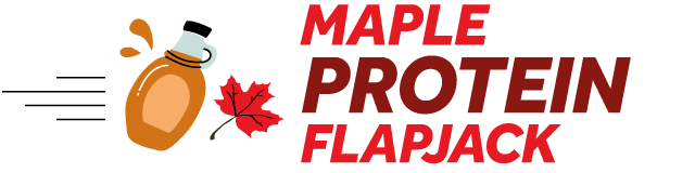 maple protein flapjack