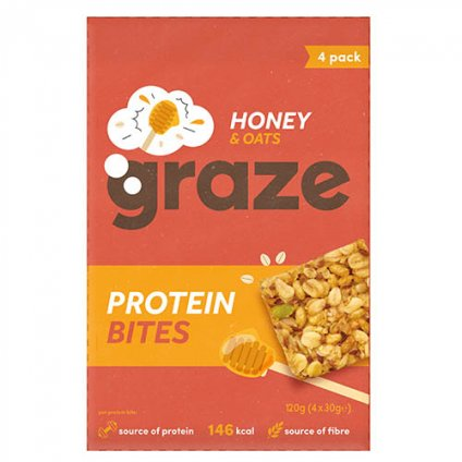 image of protein bites honey & oats