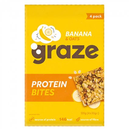 image of protein bites banana and oats