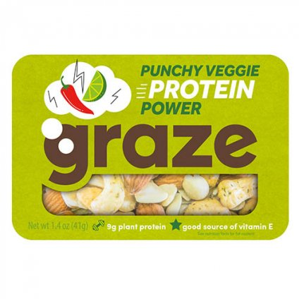 image of punchy veggie protein power
