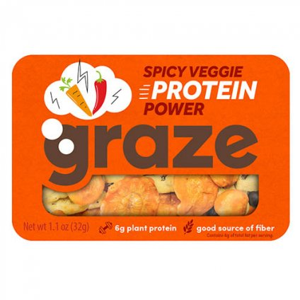 image of spicy veggie protein power