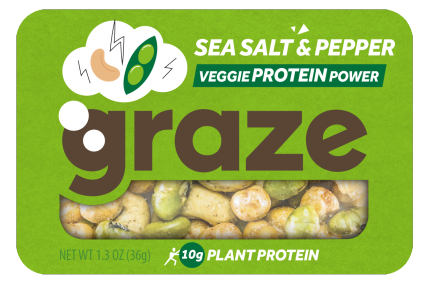 image of sea salt & pepper veggie protein power
