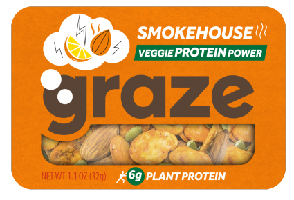 image of smokehouse veggie protein power