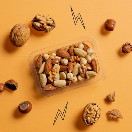 natural protein nuts
