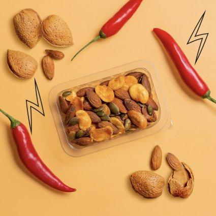 smokehouse veggie protein power