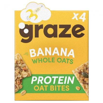 image of banana protein bites
