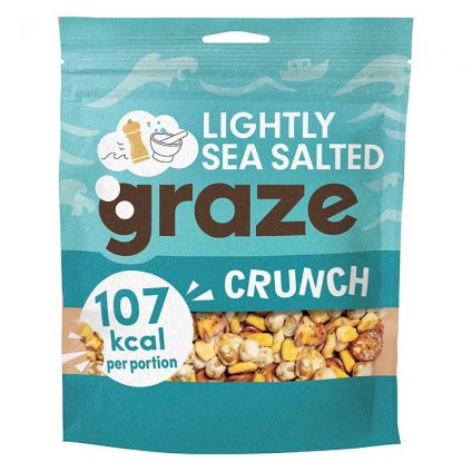 image of lightly sea salted crunch