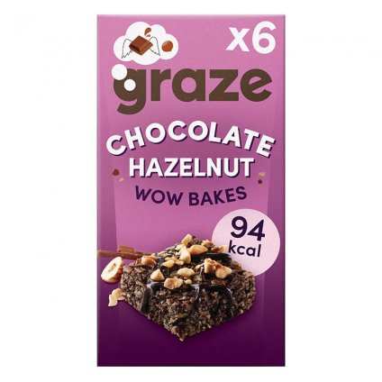 image of chocolate hazelnut wow bake