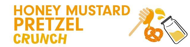 honey mustard pretzel crunch multipack