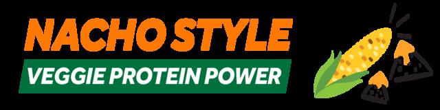 nacho style veggie protein power