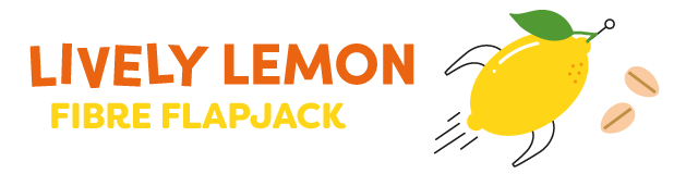 lively lemon flapjack