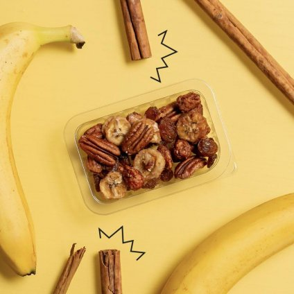 image of banana cinnamon fruit fusions