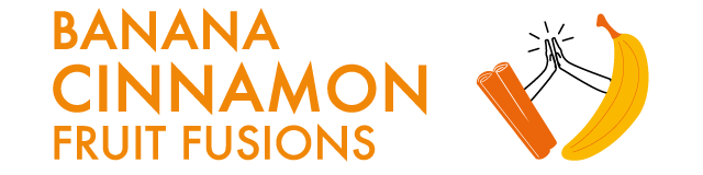 banana cinnamon fruit fusions