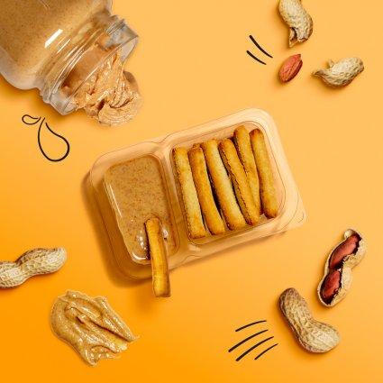 peanut butter protein dipper